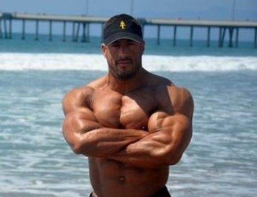 Mouss Elbakkouchi Training style – #1: Rear Delts